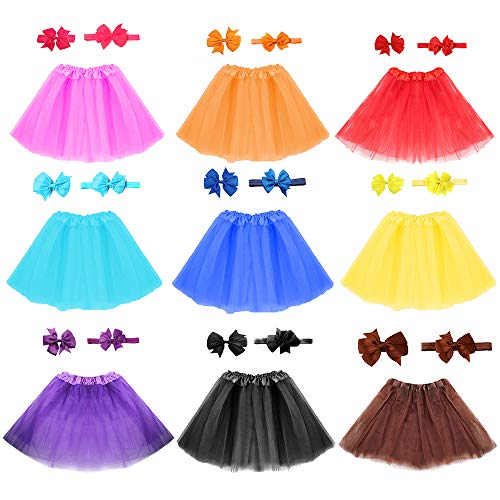 Girls Danza Tut Da Pettiskirt Baby Gonna 80qOvv