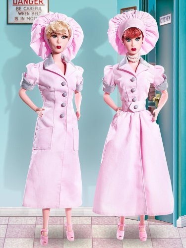 LUCY Doll and ETHEL Doll Giftset