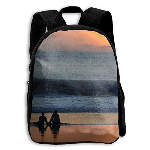 Titan's Mother HikingBookbag Beach Quotes Lovers SunsetKid Waterproof (Harajuku Lovers Backpack)
