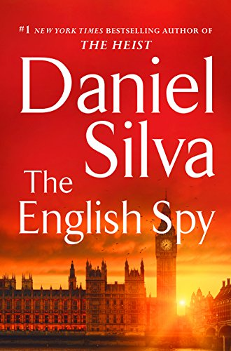 daniel silva books in chronological order