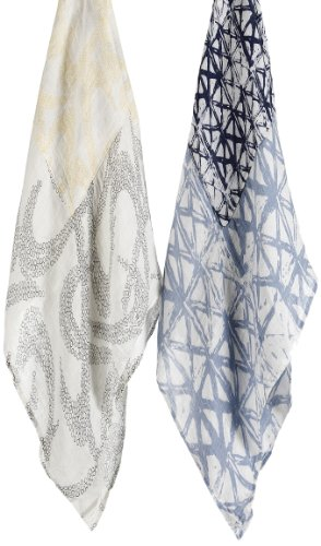 Bamboo Batik (Munchkin Swaddle Angel - X-Batik and Boomerang Prints - 2 ct)