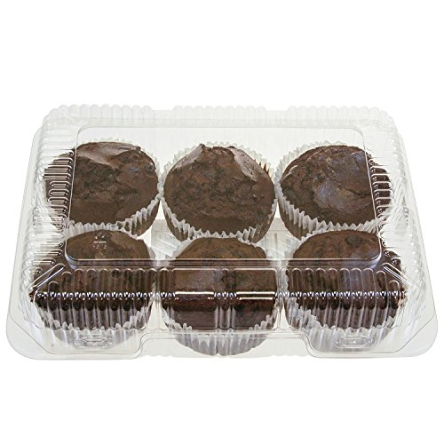 Member's Mark Double Chocolate Muffins (6 ct.) (pack of 2)