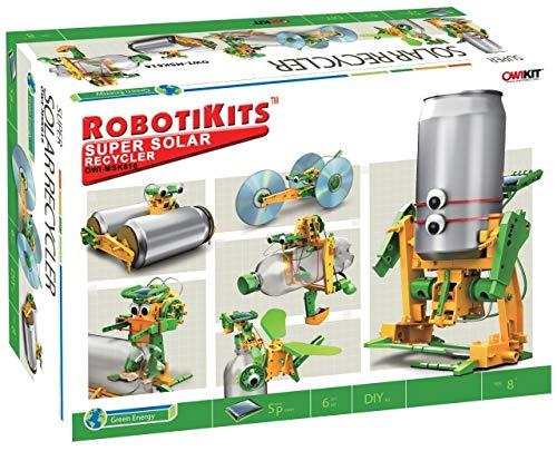 Elenco OWI-MSK616, Owi Super Solar Recycler Kit, 12 Kits