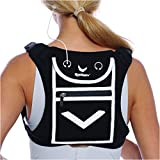 Running Mini Backpack Vest for Men & Women – Fully Reflective, Holds Accessories and Any iPhone, Android Phone, iPad Mini – Lightweight Adjustable Gear for Fitness, Walking, Cycling, Hiking and More!