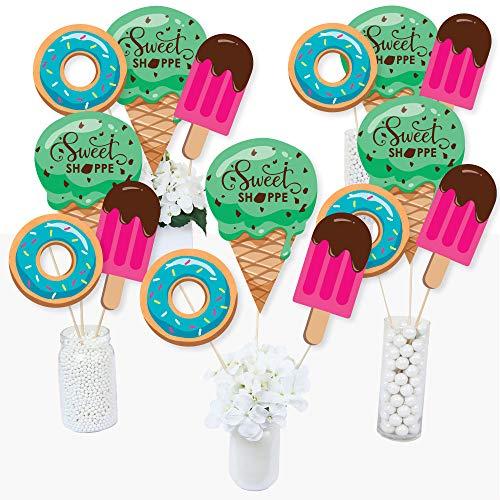ice cream centerpieces - 9