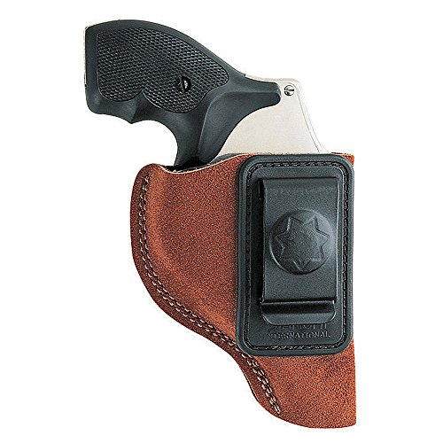 (Bianchi, 6 Waistband Holster, Natural Suede, Size 07, Right Hand )