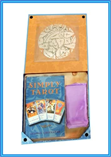 Simply Tarot Book & Gift Set (Tarot Cards & Instruction Book