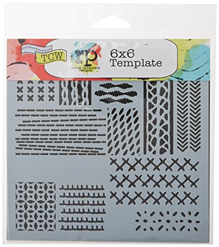 Crafters Workshop 6x6 Template (Crafters Workshop TCW603S Template, 6