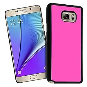 Accesorio Carcasa Funda–Funda original para Samsung Galaxy Note 5rosa