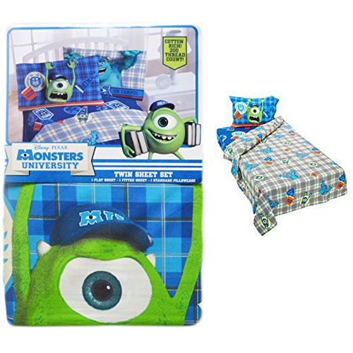 monsters inc twin bedroom set - 4