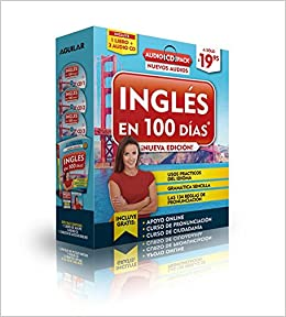 Inglés En 100 Días - Curso de Inglés - Audio Pack Libro + 3 CDs Audio / English in 100 Days Audio Pack Ingles en 100 Dias: Amazon.es: Ingles En 100 Dias: ...