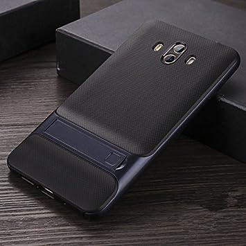 Funda® Firmness Smartphone Carcasa Case Cover Caso con Kickstand para Huawei Mate 10 Pro/Huawei Mate 10 Porsche(Azul): Amazon.es: Electrónica