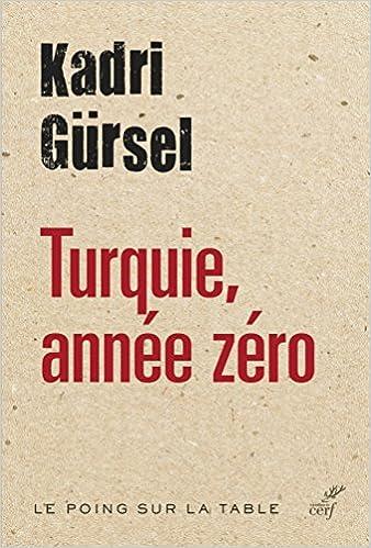 Livre gratuits en ligne Turquie, année zéro pdf, epub
