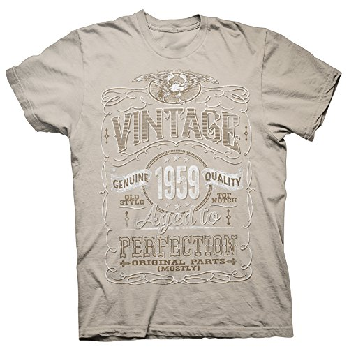 60th Birthday Gift Shirt - Vintage Aged to