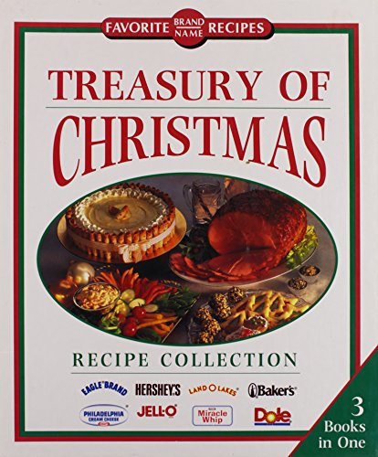 Treasury of Christmas: Recipe Collection