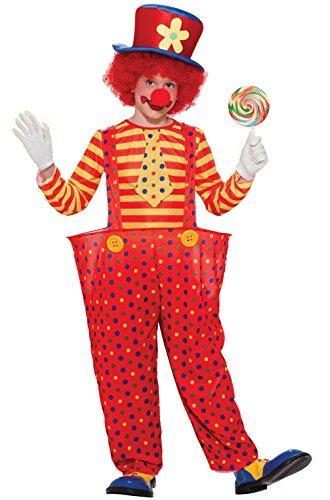 Memem (Child Circus Clown Cutie Costumes)