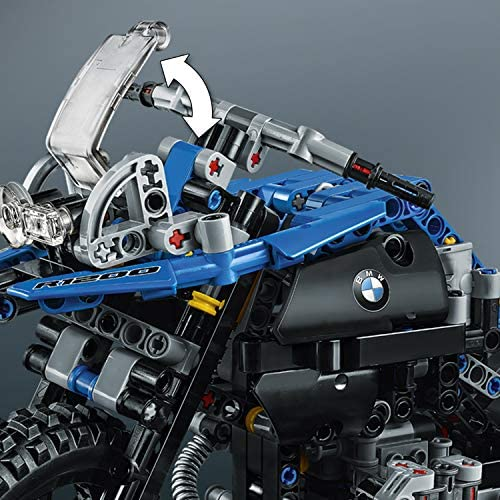 LEGO Technic - BMW R 1200 GS Adventure - 42063 - Jeu de Construction