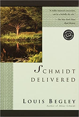 About Schmidt: A Novel by Louis Begley (English) Paperback Book Free Shipping!