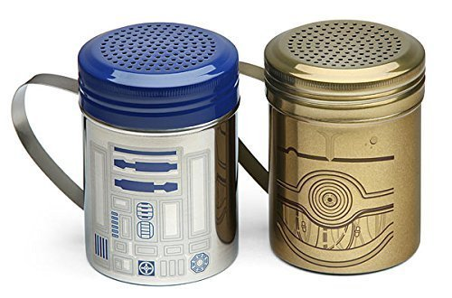 D2 and C-3PO Spice Shaker Set ()