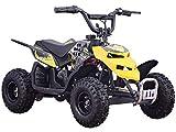 Mini Monster 24v 250w ATV Yellow