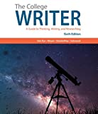 img - for The College Writer: A Guide to Thinking, Writing, and Researching book / textbook / text book