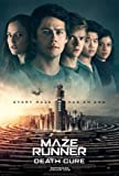 MAZE RUNNER : THE DEATH CURE – Swedish Movie Wall Poster Print - 30CM X 43CM Brand New