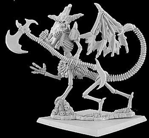 Reaper Bone Horror Necropolis Monster Miniature 25mm Heroic Scale Warlord Miniatures