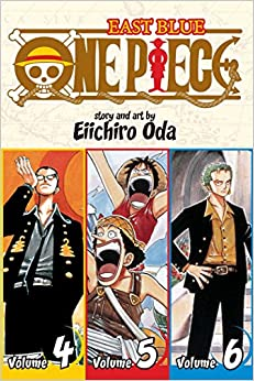 >>TOP>> One Piece: East Blue 4-5-6. Group Javier mejores aviso Distrito