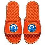 ISlide NBA Uncle Drew Betty Lou Icon Sandals, Orange, 6