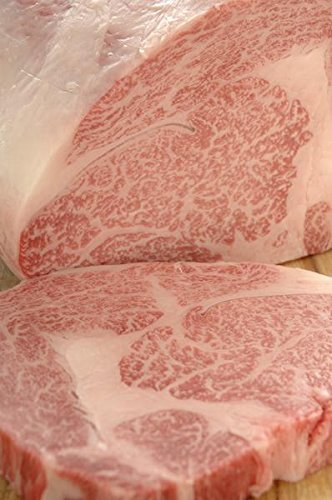 100% Japanese Wagyu Beef, A-5 Grade, One 22-24oz Ribeye Steak