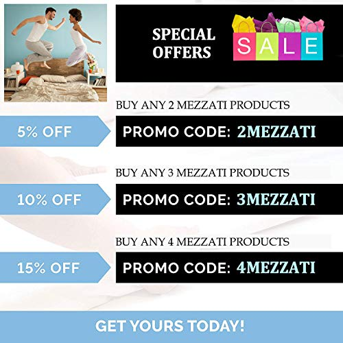 Mezzati Luxury Bed layer Set layer Pillowcase Sets