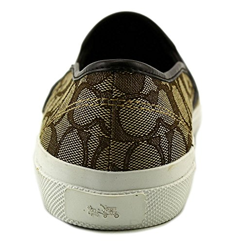 Coach-Chrissy-Womens-Signature-Slip-On-Sneakers-Shoes