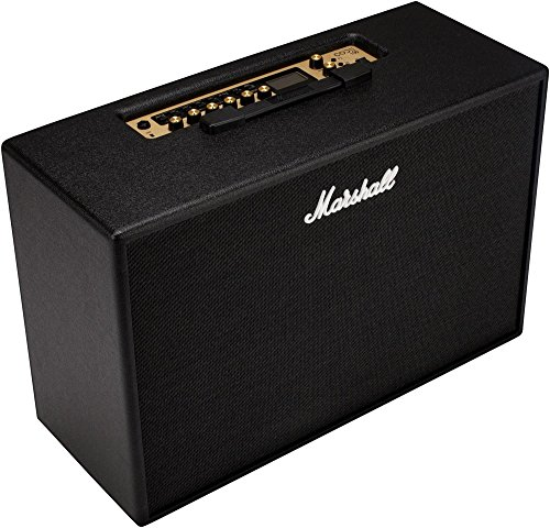 Marshall CODE 100W 2x12 Guitar Combo Amp Black (Marshall Accessories)