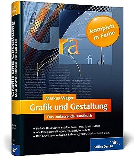 Cover des Buchs: Grafik und Gestaltung. Das umfassende Handbuch