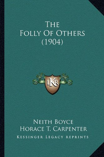 The Folly Of Others (1904)