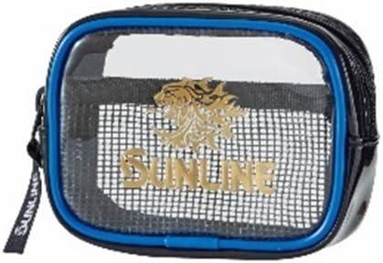 サンライン(SUNLINE) フィッシングポーチ シングル SFP-0153 ブルー
