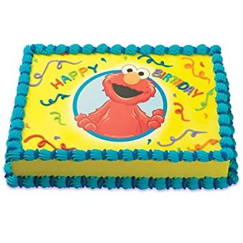 Elmo cakes 45043 1 do it yourself edible cake art amazon elmo cakes 45043 1 do it yourself edible cake art solutioingenieria Image collections