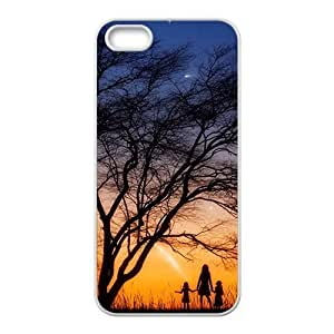 Beautiful warm environment Phone Case for iPhone 5S(TPU)