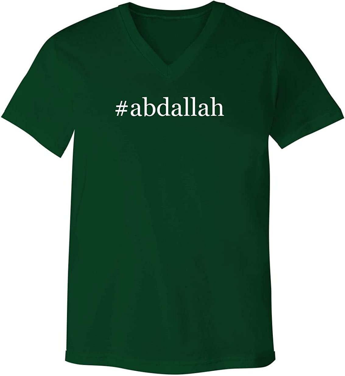 #Abdallah - Adult Bella Canvas 3005 Unisex V-Neck T-Shirt 51ZIwxZrYyL