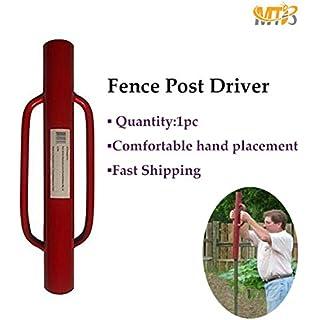 mtb fence post driver with handleyour best garden partner