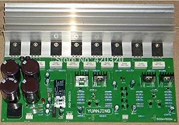 200 Watt Amplifier Circuit Diagram | Generic 2 0 Channel 2sc5200 Amplifier Board Without Amazon In