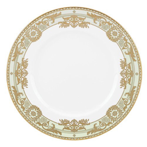 Lenox Marchesa Couture Rococo Leaf Dinner Plate (Dinner Plate Couture)
