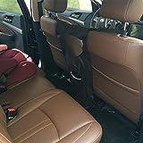 LPY-Vehicle Pet Barrier Backseat Mesh Dog Car Divider Net 4669cm