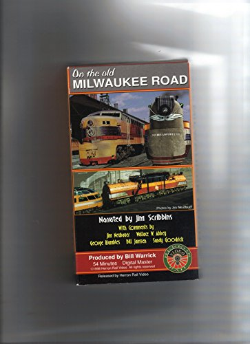 on-the-old-milwaukee-road-vhs-tape