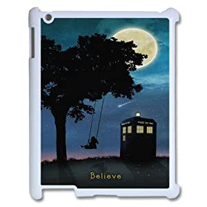 FOR Ipad 2/3/4 Case -(DXJ PHONE CASE)-TV Show Doctor Who Series-PATTERN 16