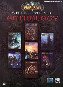 World Of Warcraft: Anthology. Partituras para Piano(Símbolos de los Acordes)