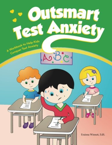 Outsmart Test Anxiety Workbook Conquer product image