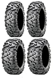 Full set of Maxxis BigHorn 2.0 Radial 26x9-12 and 26x11-1...