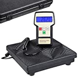 Kyпить Yescom 220 lbs Digital Refrigerant Charging Weight Recovery Scale for HVAC with Case на Amazon.com