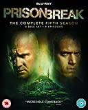 Prison Break: The Complete Fifth Season [Blu-ray]